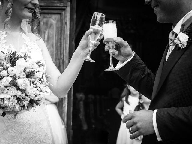 Il matrimonio di Gabriele e Angelica a Viterbo, Viterbo 77