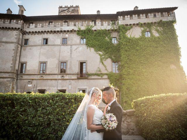 Il matrimonio di Gabriele e Angelica a Viterbo, Viterbo 82