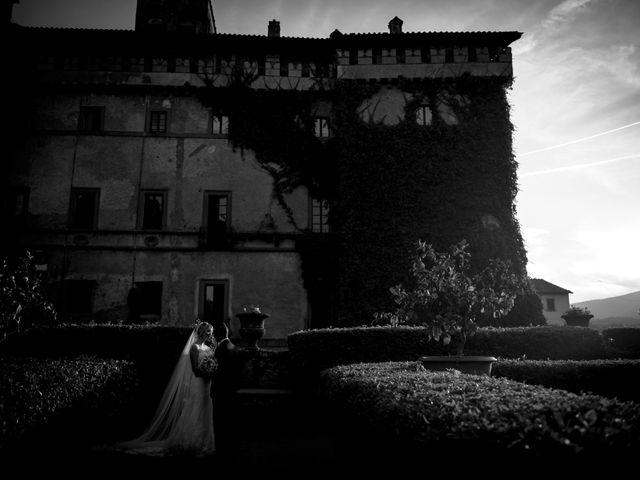 Il matrimonio di Gabriele e Angelica a Viterbo, Viterbo 87