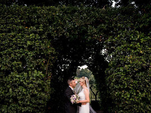 Il matrimonio di Gabriele e Angelica a Viterbo, Viterbo 90