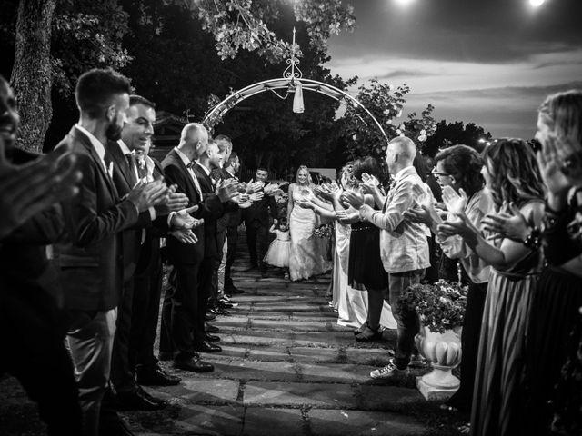 Il matrimonio di Gabriele e Angelica a Viterbo, Viterbo 96