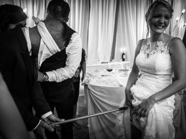 Il matrimonio di Gabriele e Angelica a Viterbo, Viterbo 105