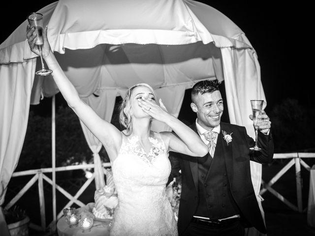 Il matrimonio di Gabriele e Angelica a Viterbo, Viterbo 131