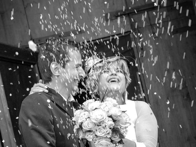 Il matrimonio di Luca e Stefania a Cupramontana, Ancona 1
