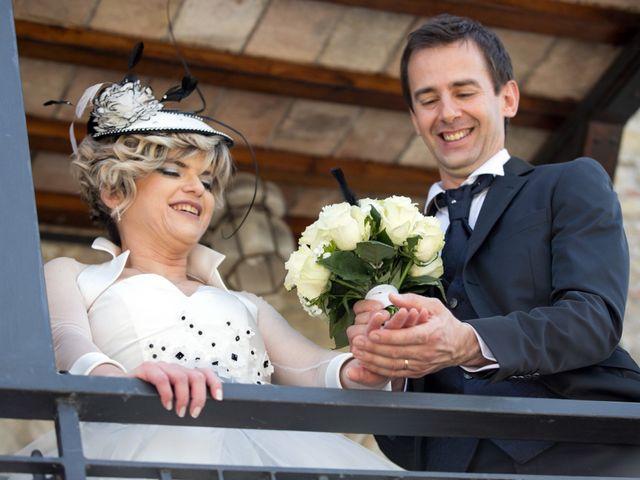 Il matrimonio di Luca e Stefania a Cupramontana, Ancona 9