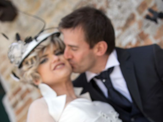 Il matrimonio di Luca e Stefania a Cupramontana, Ancona 10