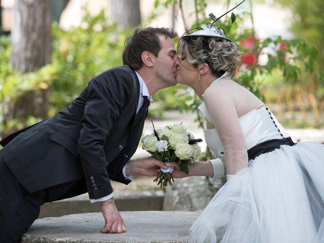 Il matrimonio di Luca e Stefania a Cupramontana, Ancona 12