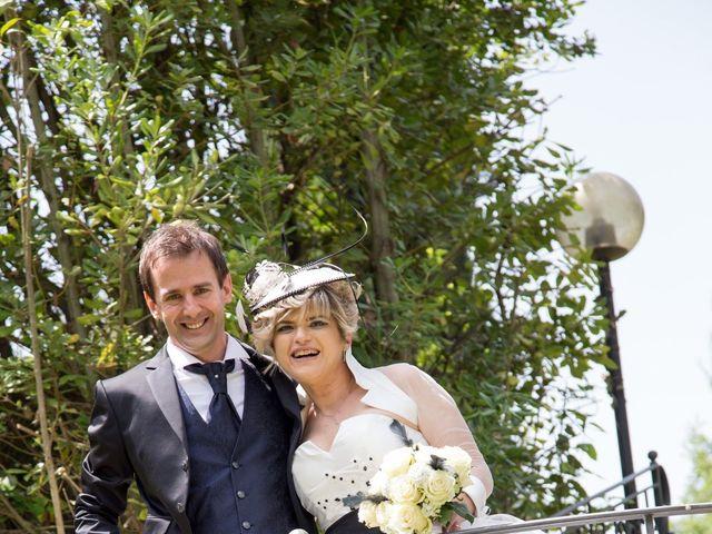 Il matrimonio di Luca e Stefania a Cupramontana, Ancona 13