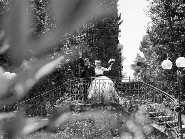Il matrimonio di Luca e Stefania a Cupramontana, Ancona 14