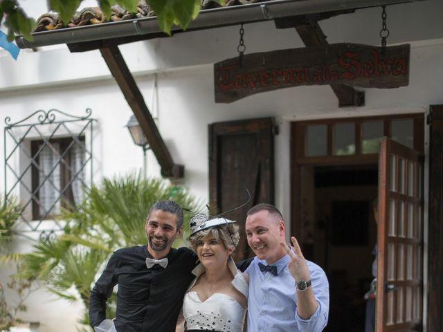 Il matrimonio di Luca e Stefania a Cupramontana, Ancona 16