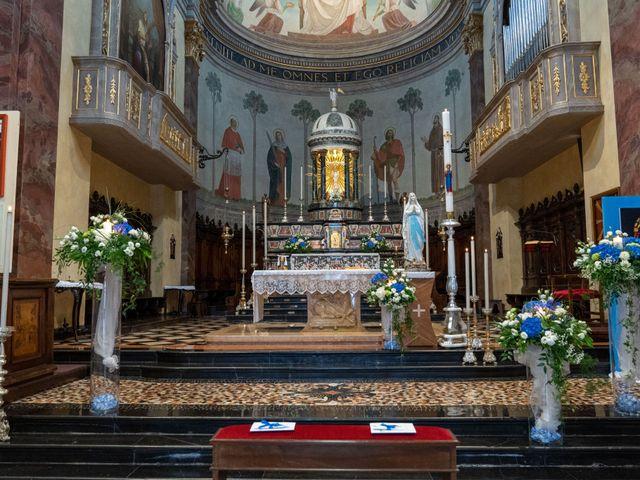 Il matrimonio di Stefano e Tecla a Mornico al Serio, Bergamo 23