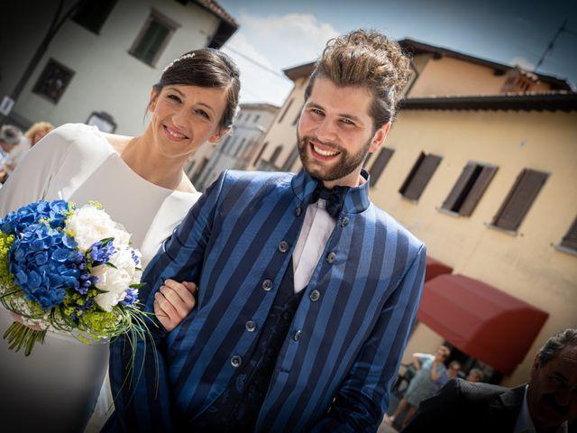 Il matrimonio di Stefano e Tecla a Mornico al Serio, Bergamo 26