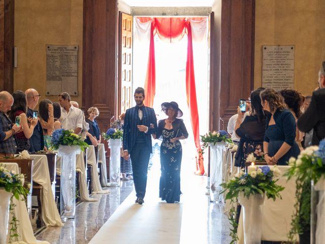 Il matrimonio di Stefano e Tecla a Mornico al Serio, Bergamo 27
