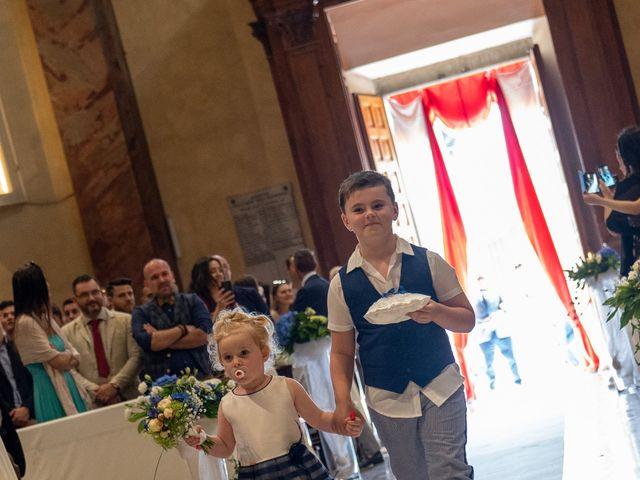 Il matrimonio di Stefano e Tecla a Mornico al Serio, Bergamo 28
