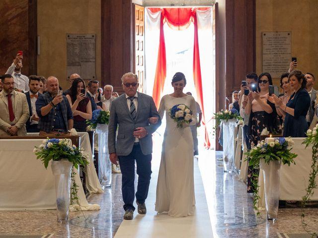 Il matrimonio di Stefano e Tecla a Mornico al Serio, Bergamo 30