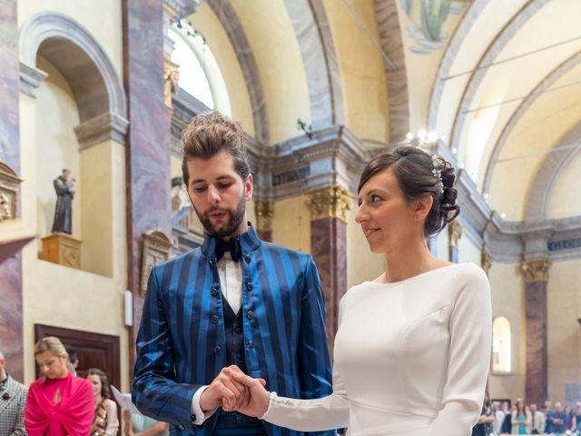 Il matrimonio di Stefano e Tecla a Mornico al Serio, Bergamo 31