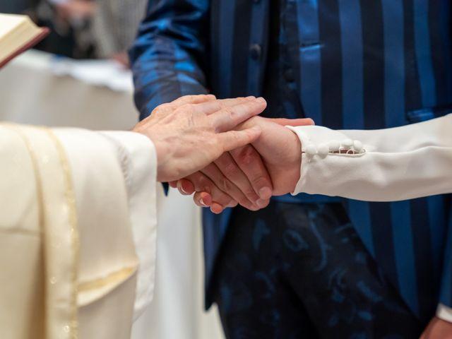 Il matrimonio di Stefano e Tecla a Mornico al Serio, Bergamo 32