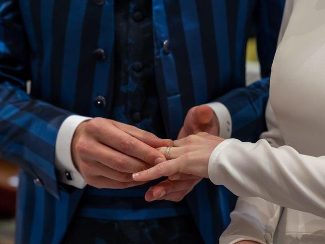 Il matrimonio di Stefano e Tecla a Mornico al Serio, Bergamo 34
