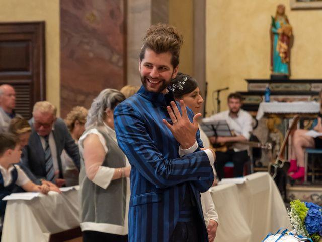 Il matrimonio di Stefano e Tecla a Mornico al Serio, Bergamo 35