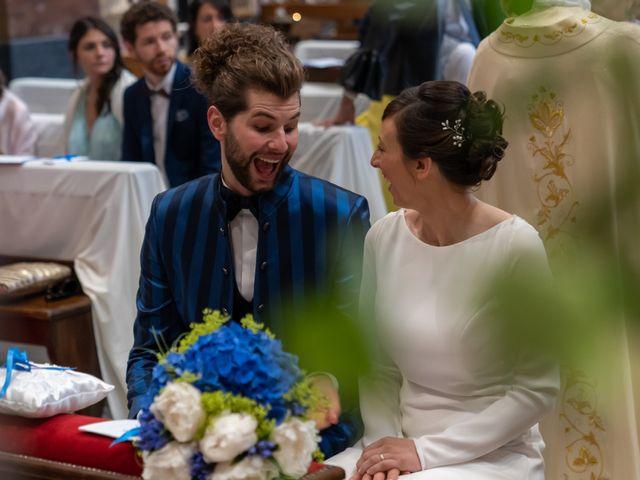 Il matrimonio di Stefano e Tecla a Mornico al Serio, Bergamo 36