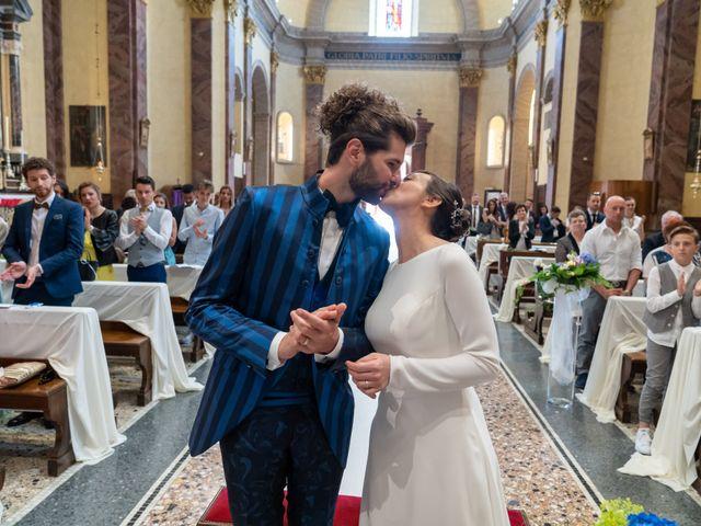 Il matrimonio di Stefano e Tecla a Mornico al Serio, Bergamo 37