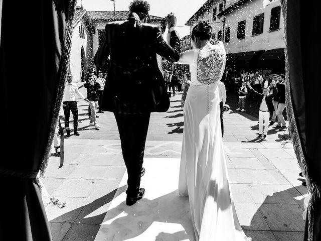 Il matrimonio di Stefano e Tecla a Mornico al Serio, Bergamo 39