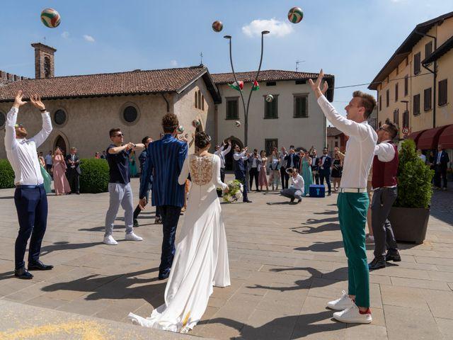 Il matrimonio di Stefano e Tecla a Mornico al Serio, Bergamo 40