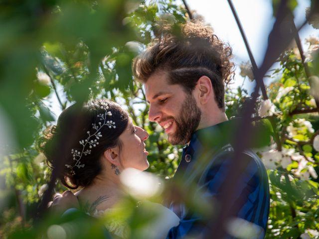 Il matrimonio di Stefano e Tecla a Mornico al Serio, Bergamo 43