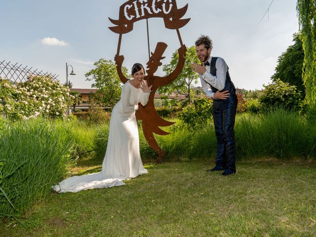 Il matrimonio di Stefano e Tecla a Mornico al Serio, Bergamo 47