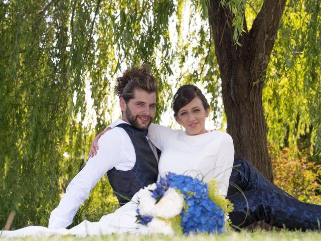 Le nozze di Tecla e Stefano