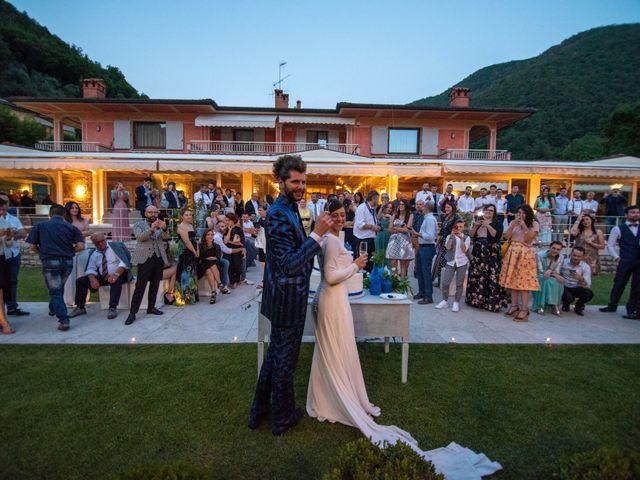 Il matrimonio di Stefano e Tecla a Mornico al Serio, Bergamo 69