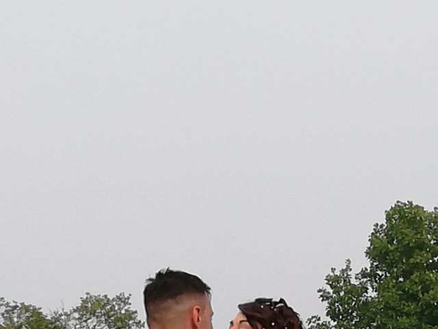 Il matrimonio di Simone e Stefania a Briosco, Monza e Brianza 5
