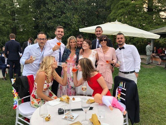 Il matrimonio di Simone e Stefania a Briosco, Monza e Brianza 6