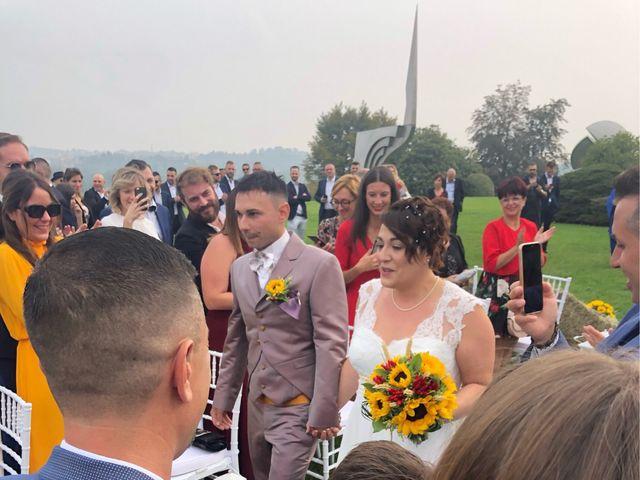 Il matrimonio di Simone e Stefania a Briosco, Monza e Brianza 7
