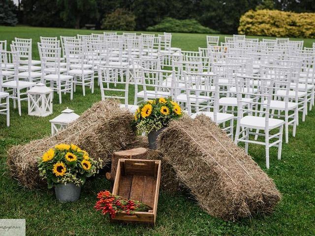 Il matrimonio di Simone e Stefania a Briosco, Monza e Brianza 15