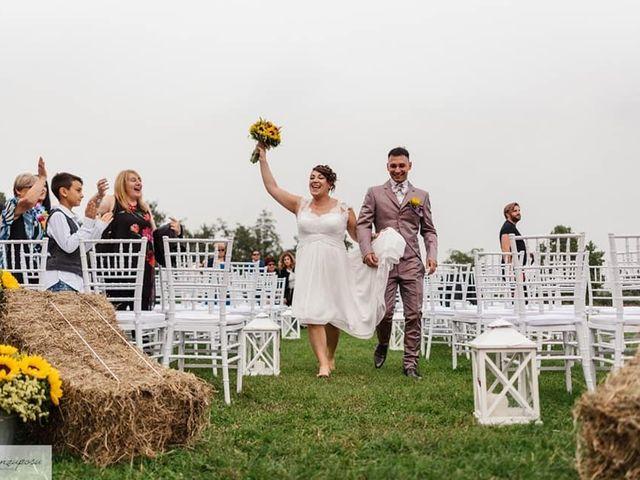 Il matrimonio di Simone e Stefania a Briosco, Monza e Brianza 19
