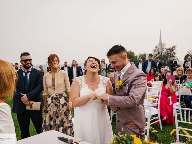 Il matrimonio di Simone e Stefania a Briosco, Monza e Brianza 20