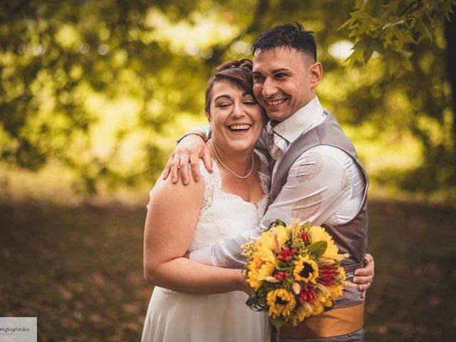 Il matrimonio di Simone e Stefania a Briosco, Monza e Brianza 22
