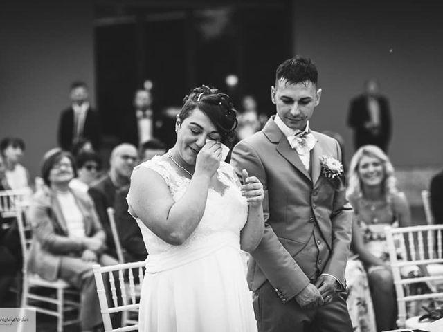 Il matrimonio di Simone e Stefania a Briosco, Monza e Brianza 24