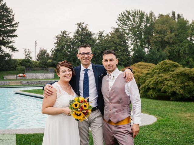 Il matrimonio di Simone e Stefania a Briosco, Monza e Brianza 25