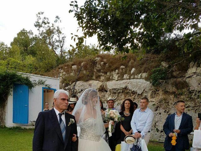 Il matrimonio di Alessandro  e Alessandra a Otranto, Lecce 1