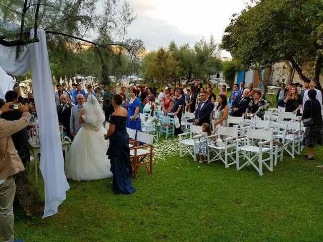 Il matrimonio di Alessandro  e Alessandra a Otranto, Lecce 14