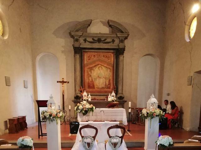 Il matrimonio di Alessio e Elena  a Arezzo, Arezzo 4