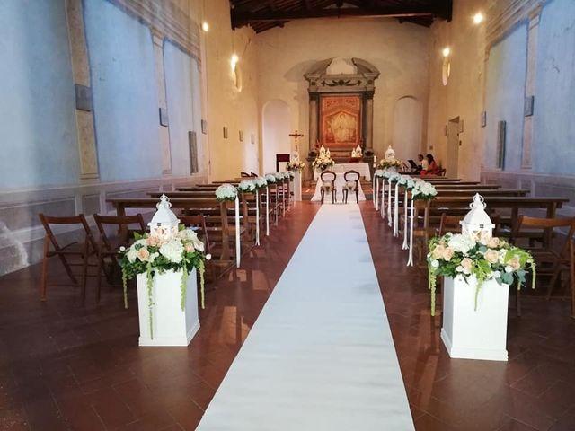 Il matrimonio di Alessio e Elena  a Arezzo, Arezzo 9