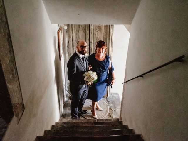 Il matrimonio di Simone e Vera a Siracusa, Siracusa 6