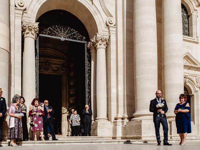 Il matrimonio di Simone e Vera a Siracusa, Siracusa 9