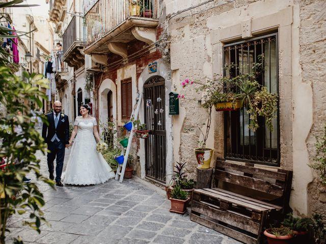 Il matrimonio di Simone e Vera a Siracusa, Siracusa 16