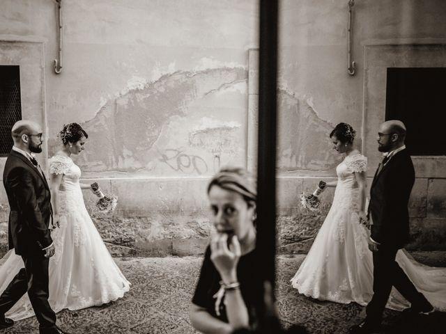 Il matrimonio di Simone e Vera a Siracusa, Siracusa 17
