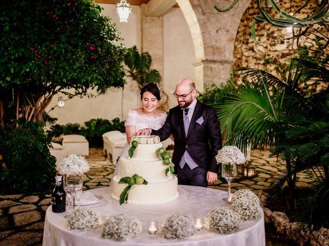 Il matrimonio di Simone e Vera a Siracusa, Siracusa 32