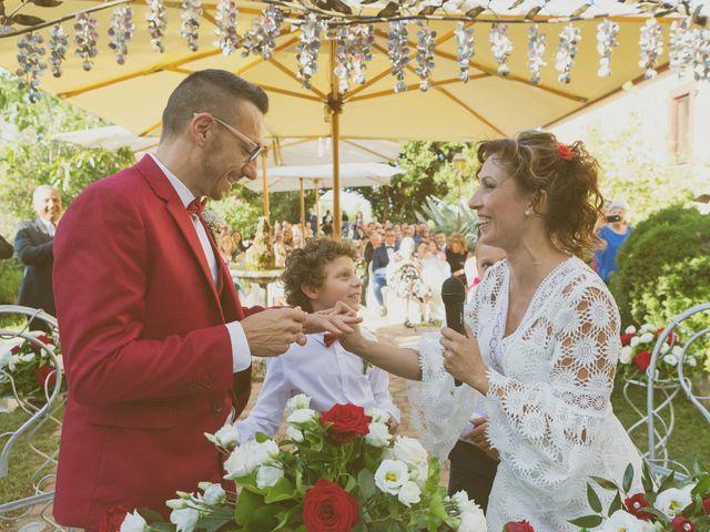 Il matrimonio di Marco e Alessia a Roma, Roma 11